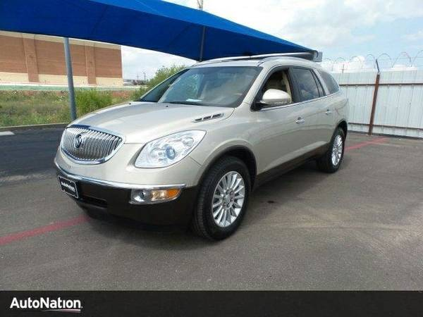 2012 Buick Enclave Leather SKU:CJ101250 Buick Enclave Leather SUV