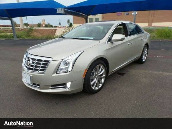 2013 Cadillac XTS Luxury SKU:D9218583 Cadillac XTS Luxury Sedan