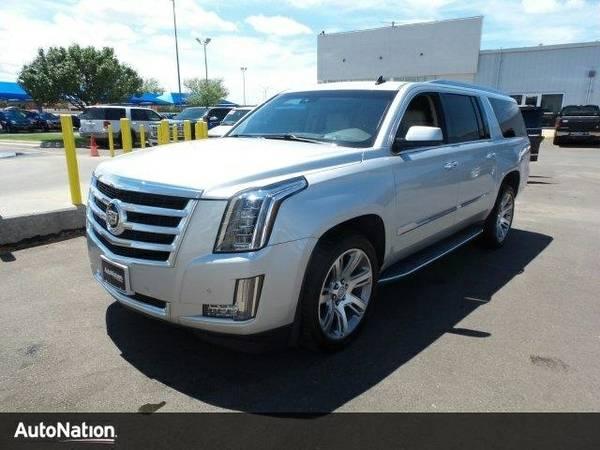 2015 Cadillac Escalade ESV Luxury SKU:FR277757 Cadillac Escalade ESV L