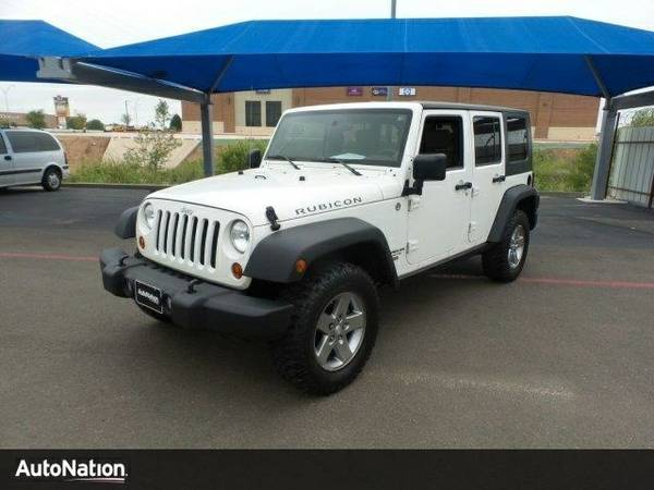 2010 Jeep Wrangler Unlimited Rubicon SKU:AL131544 Jeep Wrangler Unlimi