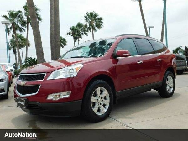2012 Chevrolet Traverse LT w/2LT SKU:CJ117765 Chevrolet Traverse LT w/