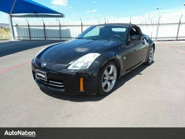 2006 Nissan 350Z Enthusiast SKU:6M451610 Nissan 350Z Enthusiast Conver