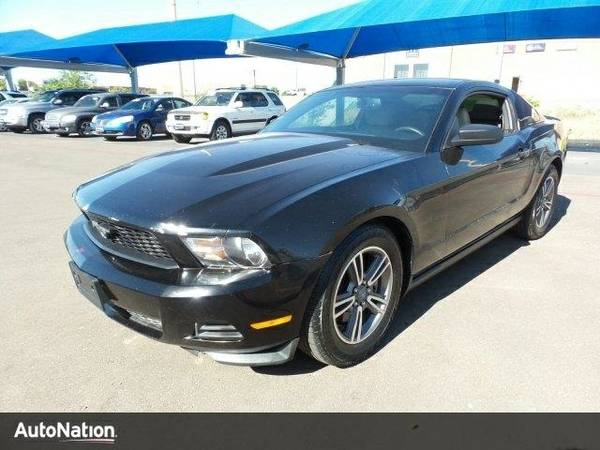 2012 Ford Mustang V6 Premium SKU:C5222589 Ford Mustang V6 Premium Coup
