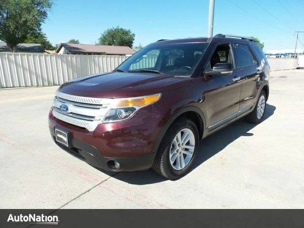 2011 Ford Explorer XLT SKU:BGA12407 Ford Explorer XLT SUV