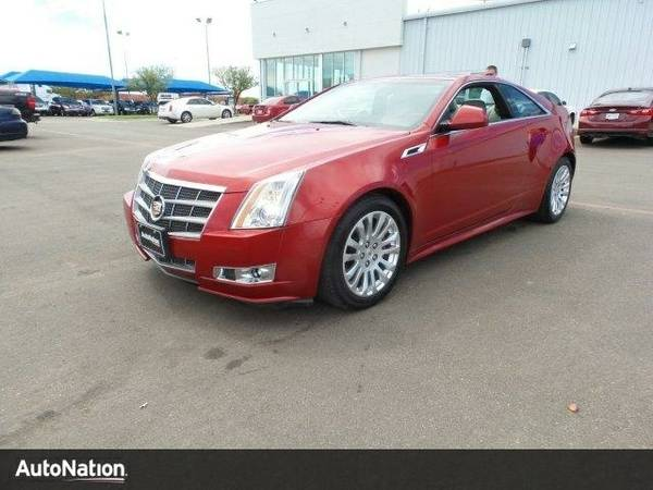 2011 Cadillac CTS Premium SKU:B0110580 Cadillac CTS Premium Coupe