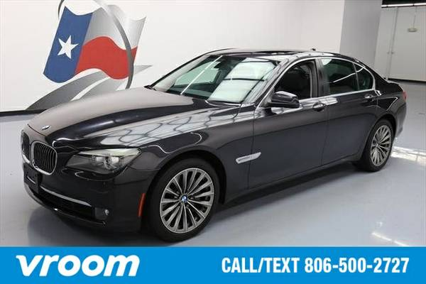 2012 BMW 740 740i 4dr Sedan Sedan 7 DAY RETURN / 3000 CARS IN STOCK