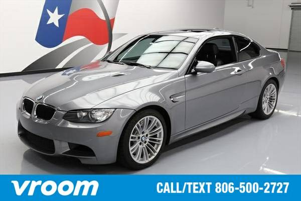2012 BMW M3 7 DAY RETURN / 3000 CARS IN STOCK