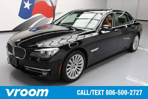 2013 BMW 7-Series 7 DAY RETURN / 3000 CARS IN STOCK