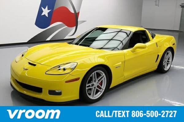 2006 Chevrolet Corvette Z06 Hardtop 7 DAY RETURN / 3000 CARS IN STOCK