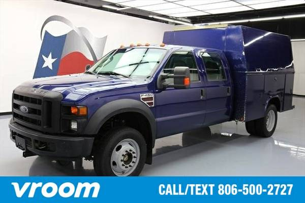 2008 Ford F-450 Chassis 7 DAY RETURN / 3000 CARS IN STOCK