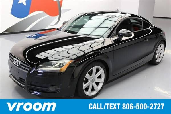 2008 Audi TT 2.0T 7 DAY RETURN / 3000 CARS IN STOCK