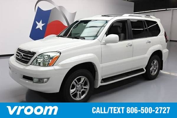 2008 Lexus GX 470 7 DAY RETURN / 3000 CARS IN STOCK