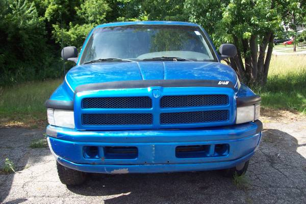 1998 Dodge 1500 Pick Up