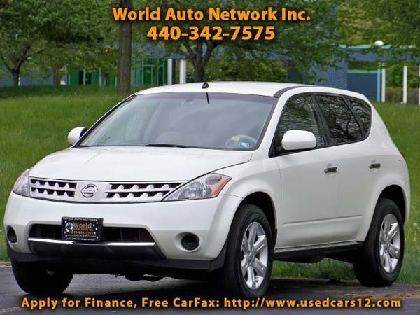 2007 Nissan Murano S AWD