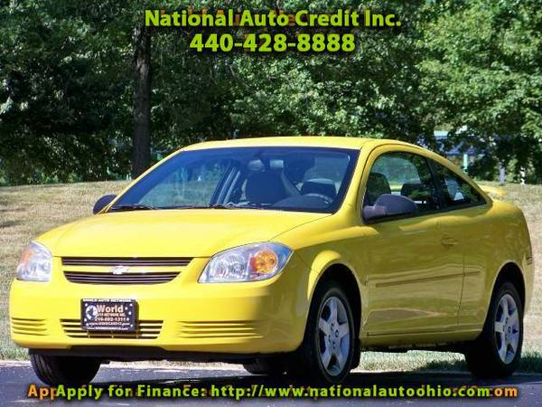 2007 Chevrolet Cobalt LS Coupe. 1-Owner Vehicle. Low Mileage Vehicle 1