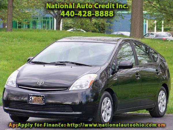 2007 Toyota Prius 4-Door Liftback. Hybrid. Power Windows & Door Lock