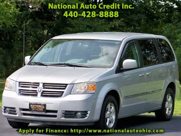 2008 Dodge Grand Caravan SXT Low Mileage Vehicle 79K. FULLY LOADED. WE