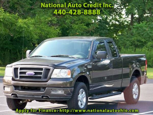 2005 Ford F-150 XLT SuperCab Long Bed. Alloy Wheels. Towing/Camper