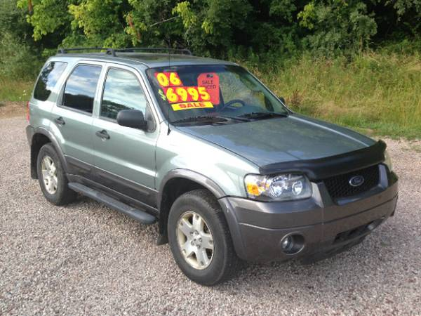 2006 Ford Escape 4WD XLT