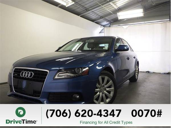 2009 *Audi A4* - LOW DOWN-PAYMENT