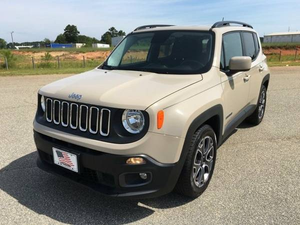 2015 *Jeep* *Renegade* *Latitude* 30k miles
