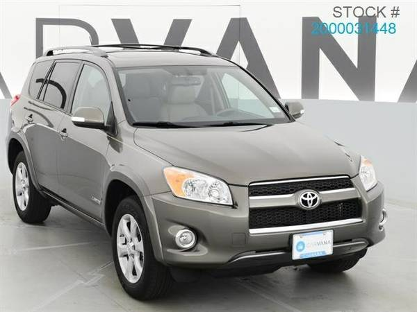 2012 Toyota RAV4 SUV