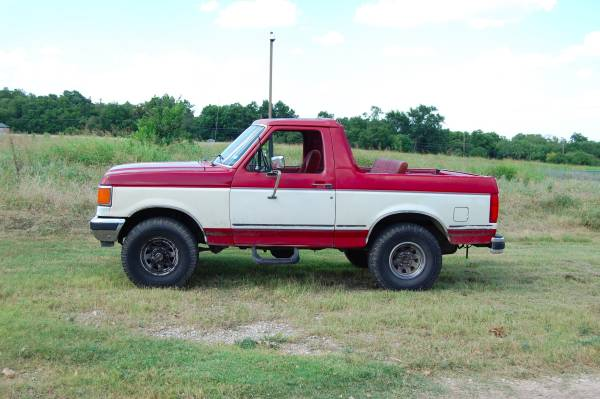 1991 Ford Bronco 351W