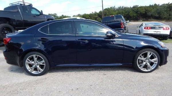 2010 Lexus IS 250 - Call