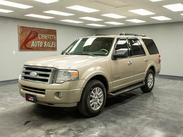 2008 *Ford* *Expedition* XLT FAST APPROVAL AND IN HOUSE FINANCING
