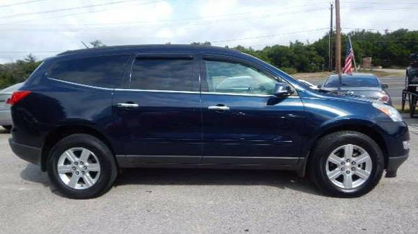 2012 Chevrolet Traverse - Call
