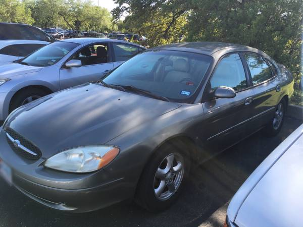 REDUCED*****2002 Ford Taurus SES Auto ONLY 143K Miles*****
