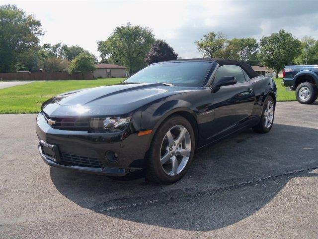 Used 2014 Chevrolet Camaro For Sale
