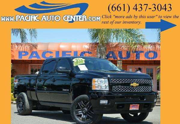* 2012 Chevy GMC 2500 * TURBO DIESEL * CHEVROLET SILVERADO 2500 #15117
