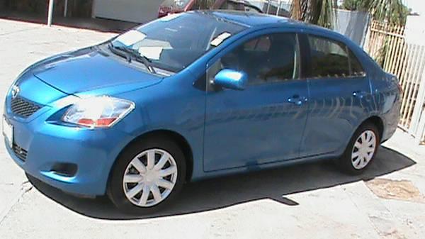 2010 Toyota Yaris 92,000 Miles