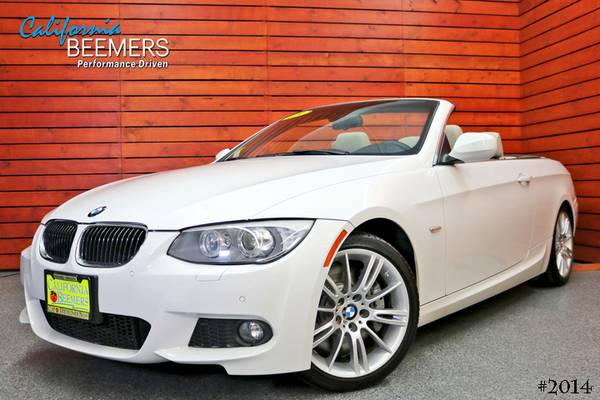 2013 BMW 335i M Sport 3 Series Alpine White