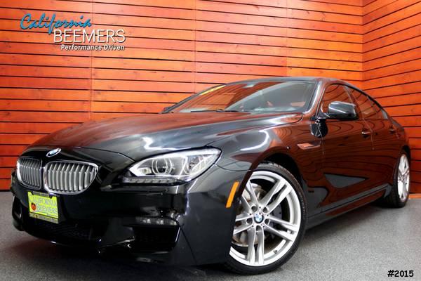 2013 BMW 640i M Sport 6 Series Titanium Silver Metallic