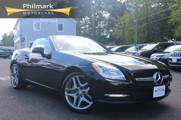 2013 *Mercedes-Benz* *SLK* 2dr Roadster SLK250 Moving Units! $795 Down