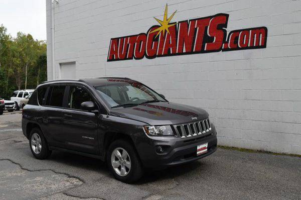 2015 *Jeep* *Compass* Sport - DOWN PAYMENTS FROM $1000