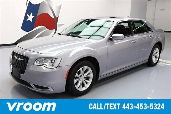 2015 Chrysler 300 Limited 4dr Sedan Sedan 7 DAY RETURN / 3000 CARS IN