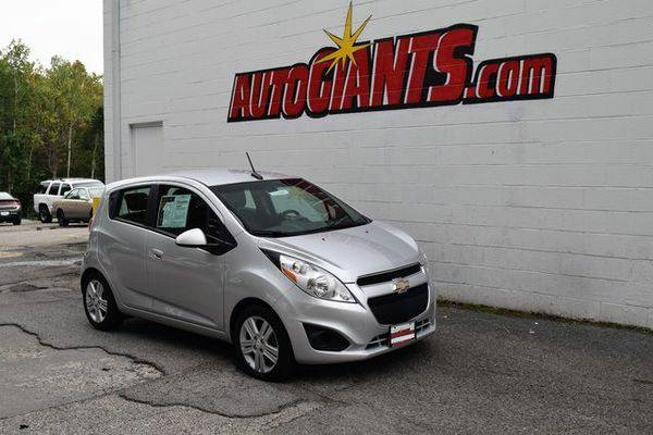 2014 *Chevrolet* *Spark* 1LT - DOWN PAYMENTS FROM $1000