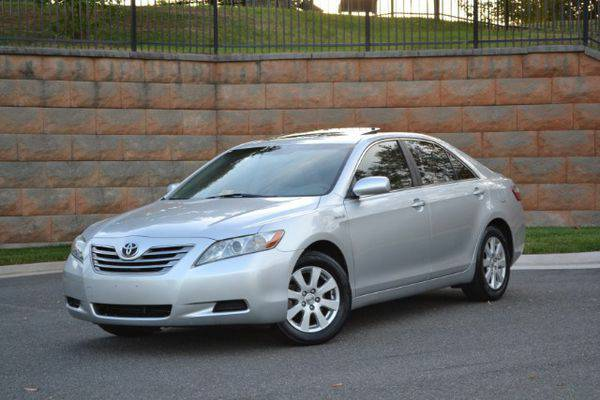 2007 *Toyota* *Camry* *Hybrid* Sedan - GUARANTEED FINANCING AVAILABLE