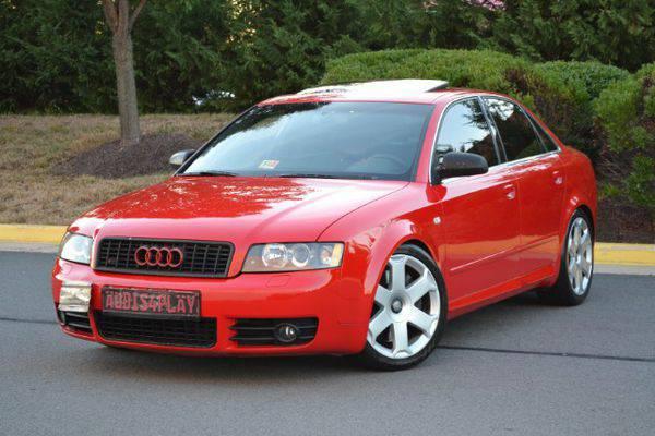 2005 *Audi* *S4* Sport Sedan - GUARANTEED FINANCING AVAILABLE