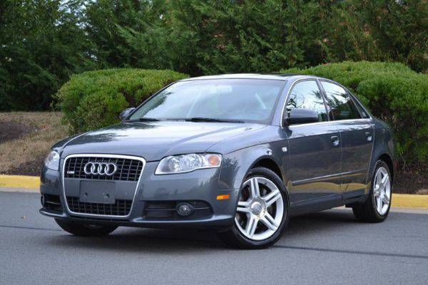 2008 *Audi* *A4* 2.0T quattro with Tiptronic - GUARANTEED FINANCING AV