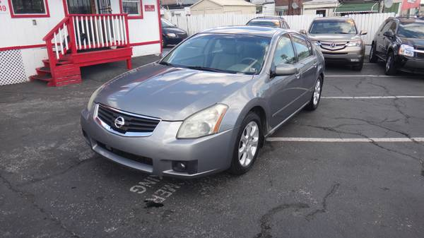 07 Nissan Maxima- WE FINANCE