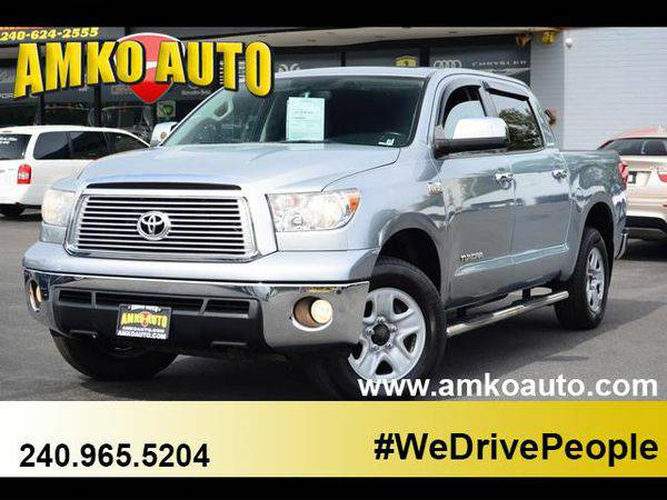 2010 *Toyota* *Tundra* Limited We can get you approved! Call Today!