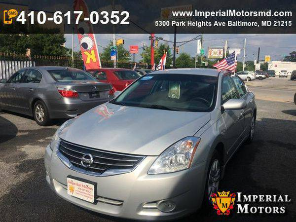 2010 *Nissan* *Altima* 2.5 S - LOW MONTHLY PAYMENTS!!!