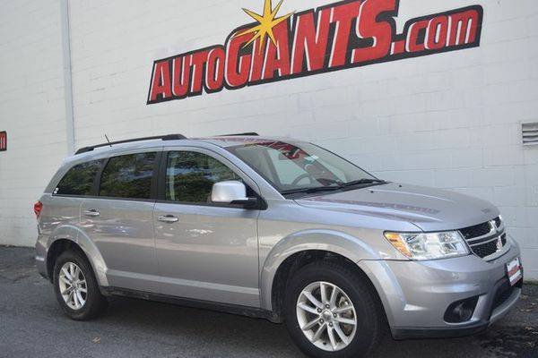 2015 *Dodge* *Journey* SXT - DOWN PAYMENTS FROM $1000