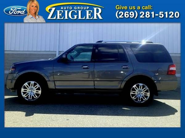 2011 Ford Expedition Limited SUV Expedition Ford