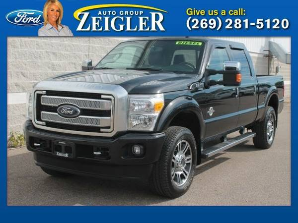 2015 Ford Super Duty F-250 Lariat Truck Super Duty F-250 Ford