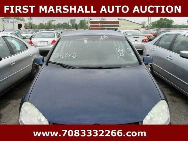 2008 Volkswagen Rabbit S 4dr Hatchback 6A - First Marshall Auto...